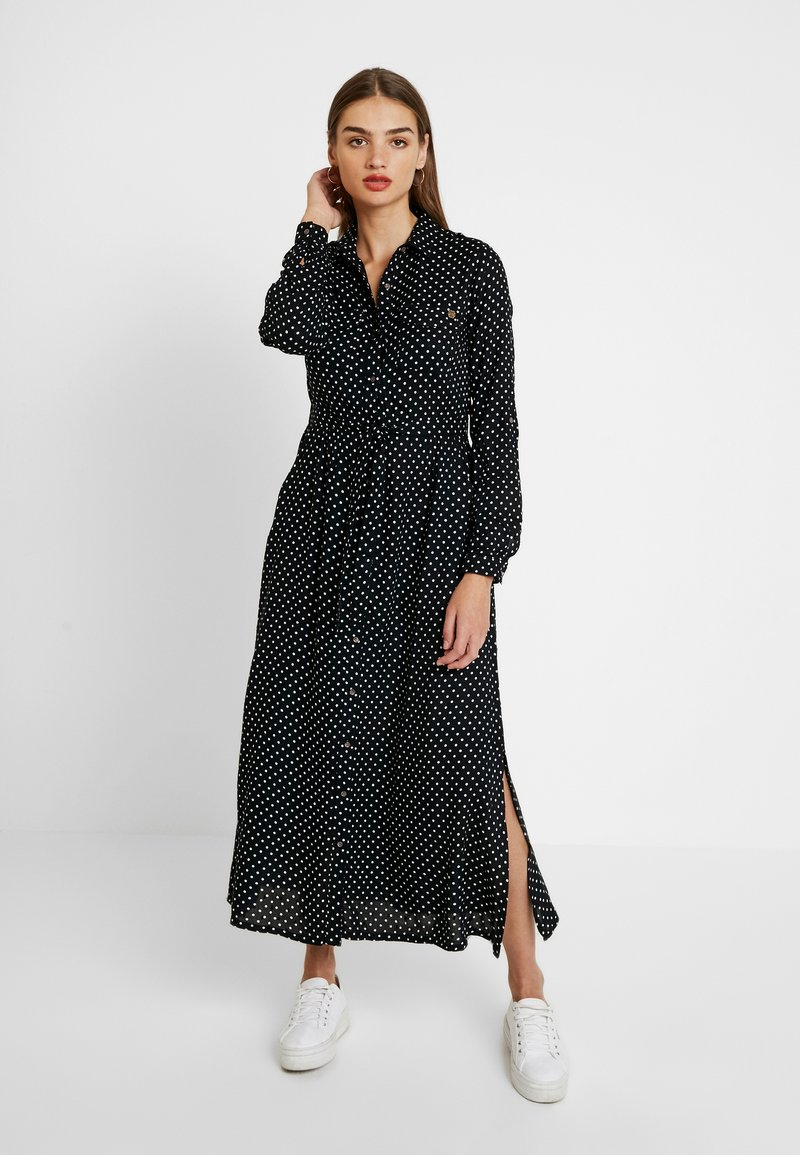 Superdry - SLOANE - Maxi dress - black
