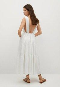 Mango - COQUET - Maxi dress - blanc - 2
