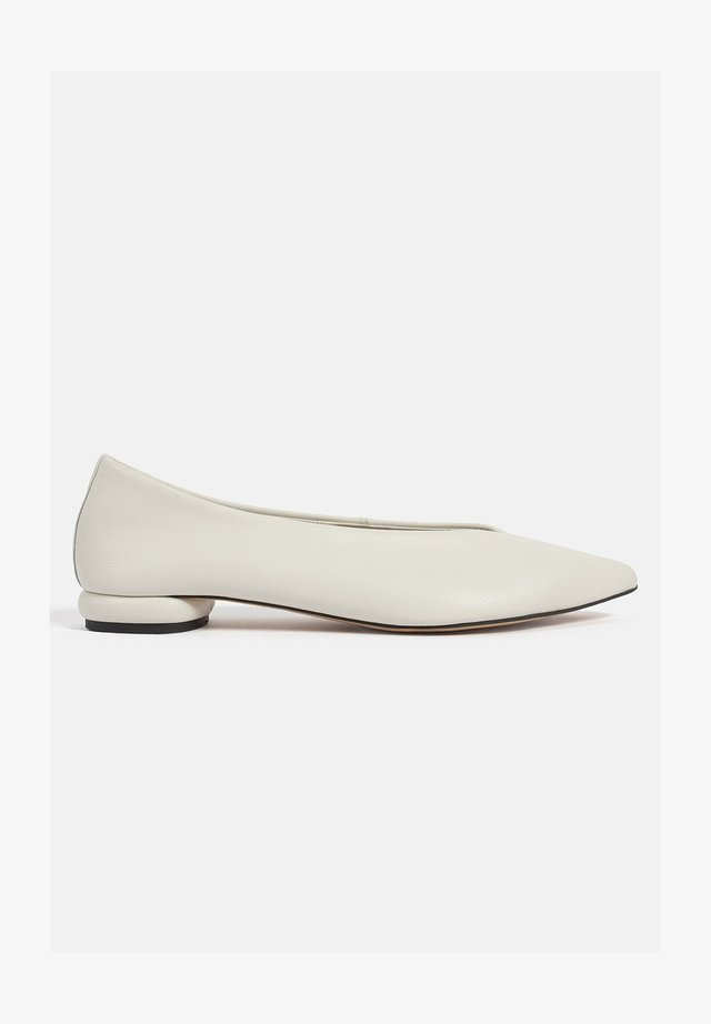 SWEET & SOUR - Ballerines - white