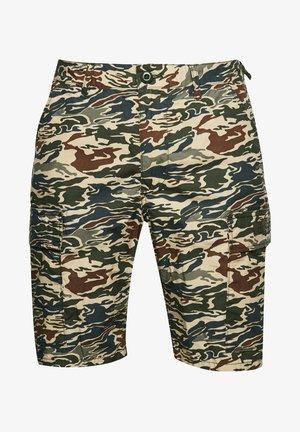 Shorts - marble camo