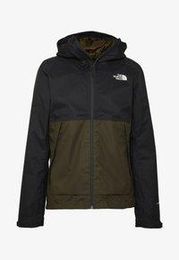 The North Face - MENS MILLERTON JACKET - Veste Hardshell - new taupe green/asphalt grey - 5
