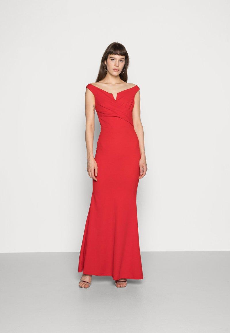 WAL G. - Maxi dress - red