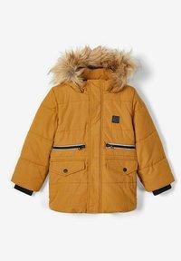 Name it - Winter jacket - bronze - 5