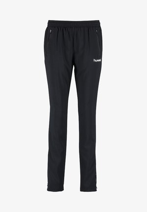 AUTH. CHARGE - Trousers - black