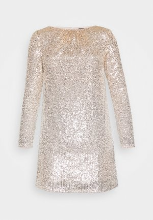 REVEL DRESS - Robe de soirée - gold/silver
