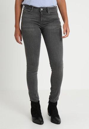 Skinny džíny - grey medium wash