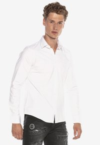 Cipo & Baxx - HECTOR - Formal shirt - weiss - 5