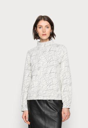 GENETTE - Sweater - chalk/grey