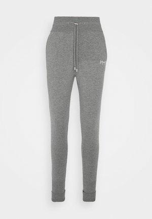 SAJITA - Tracksuit bottoms - medium grey