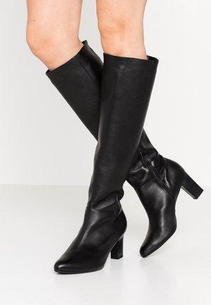 MELI - Boots - schwarz mellow