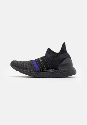 ULTRABOOST X 3.D. KNIT S. - Zapatillas de running neutras - core black/collegiate purple