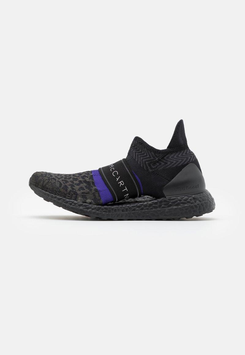 adidas by Stella McCartney - ULTRABOOST X 3.D. KNIT S. - Neutral running shoes - core black/collegiate purple