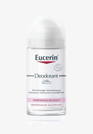 DEODORANT DEODORANT EMPFINDLICHE HAUT 24H ROLL-ON, ZUVERLÄSSIGER - Deodorant - -