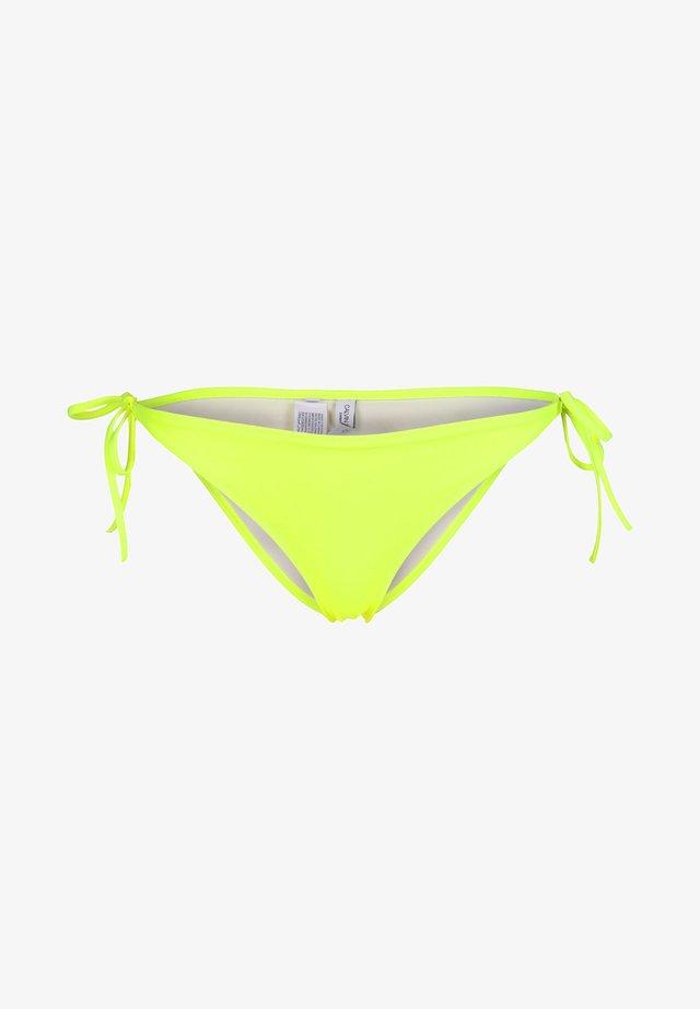 Bas de bikini - safety yellow