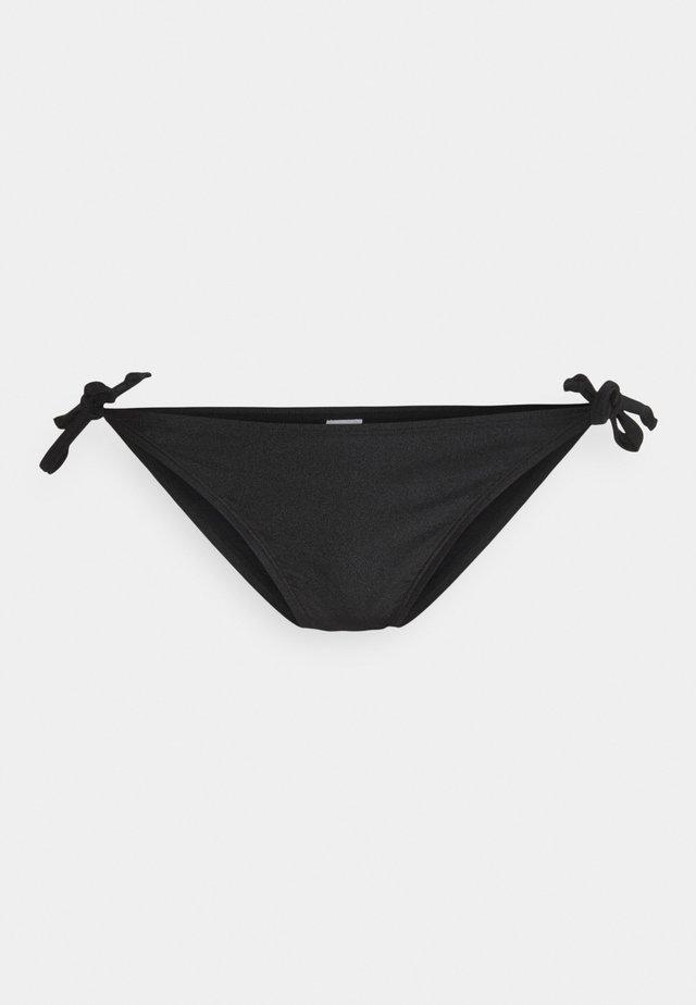 MACRAME CHEEKY - Bikinibroekje - black