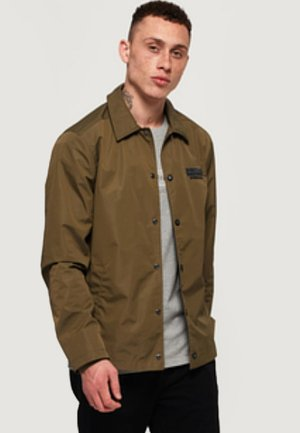 INTERNATIONAL COACH  - Summer jacket - green