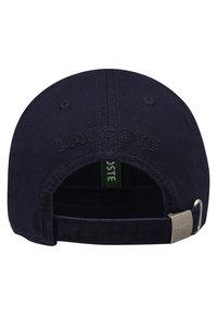 Lacoste - Cap - navy blue - 2