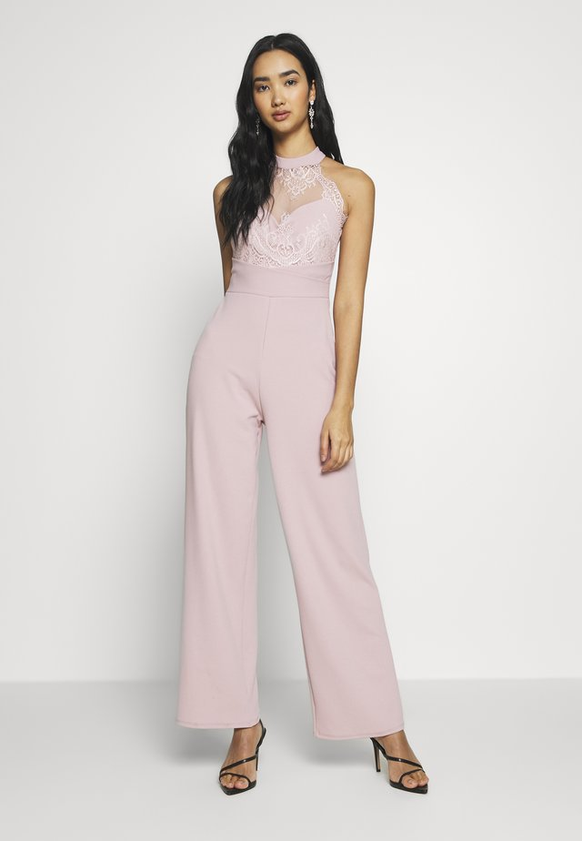 NERIDA - Jumpsuit - blush