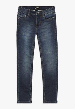 AKSEL - Jeans Slim Fit - dark indigo