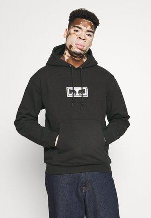 EYES LOGO HOOD UNISEX - Hoodie - black