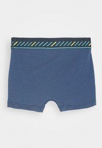 Sanetta - TEENS 2 PACK - Boxerky - super black/blue - 2