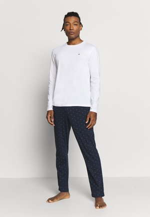 PANTS PRINT SET - Pyjama - white