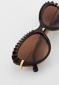 Dolce&Gabbana - Sunglasses - brown/gold-coloured - 4
