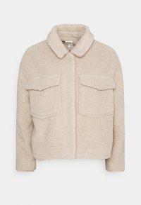 ONLY - ONLMARINA CROP JACKET - Light jacket - humus - 3