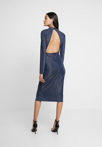 Glamorous - OPEN BACK PARTY DRESS - Cocktail dress / Party dress - navy - 2