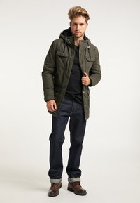 Petrol Industries - Parka - forest - 1