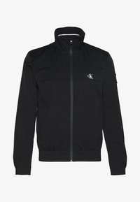Calvin Klein Jeans - ZIP UP HARRINGTON - Veste légère - black - 4