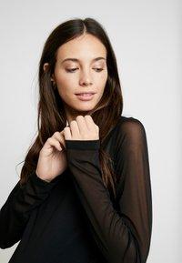 MAMALICIOUS - MLMATILDA - Long sleeved top - black - 3