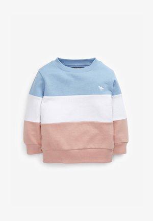 Sweatshirt - multi-coloured
