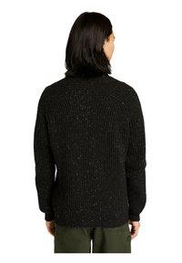 Timberland - NAPS  SWE - Sweatshirt - dark grey heather - 1