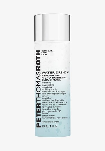 WATER DRENCH™ HYALURONIC MICRO-BUBBLING CLOUD MASK - Face mask - -