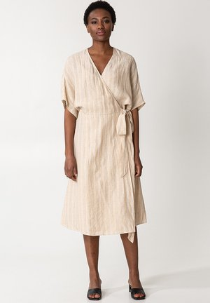 AYLA - Day dress - beige