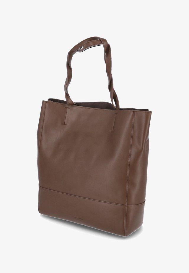 HOLLOLA - Shopping bag - braun