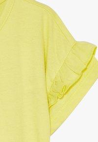 GAP - TODDLER GIRL  - T-shirt con stampa - yellow - 4