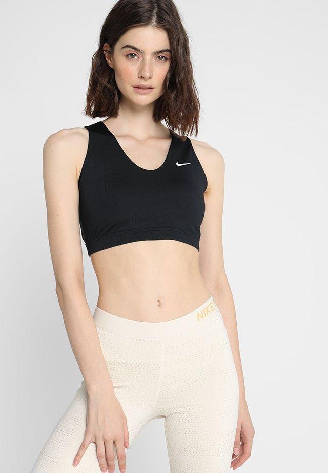 INDY LIGHT - Sports bra - black/white
