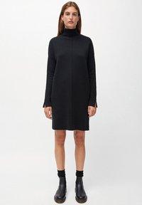 ARMEDANGELS - SIENNAA - Jumper dress - black - 1
