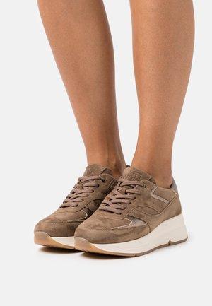MASSIMA  - Trainers - brown