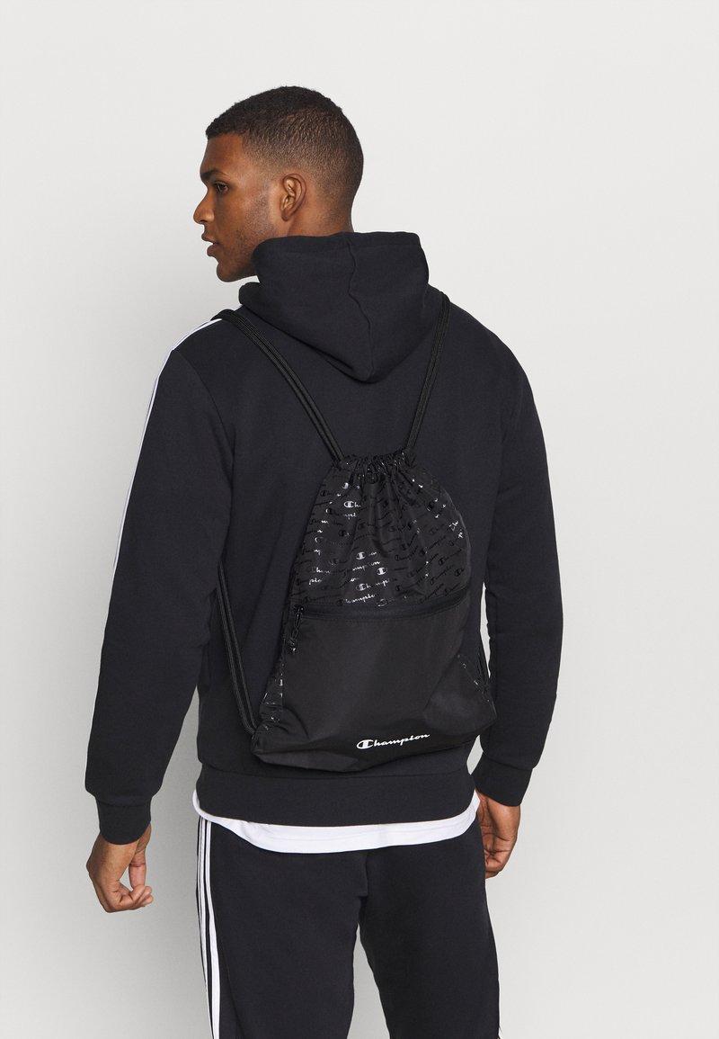 Champion - LEGACY GYMPACK - Treningsbag - black