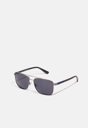 Sunglasses - shiny gunmetal