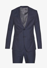 Limehaus - CHECK SUIT - Oblek - navy - 8