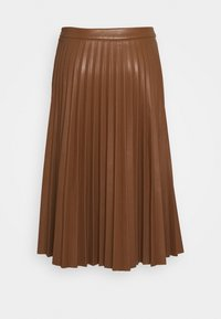 Betty & Co - A-line skirt - bison - 1