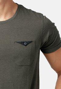 MARCUS - OTTAY  - T-shirts print - burnt olive - 2