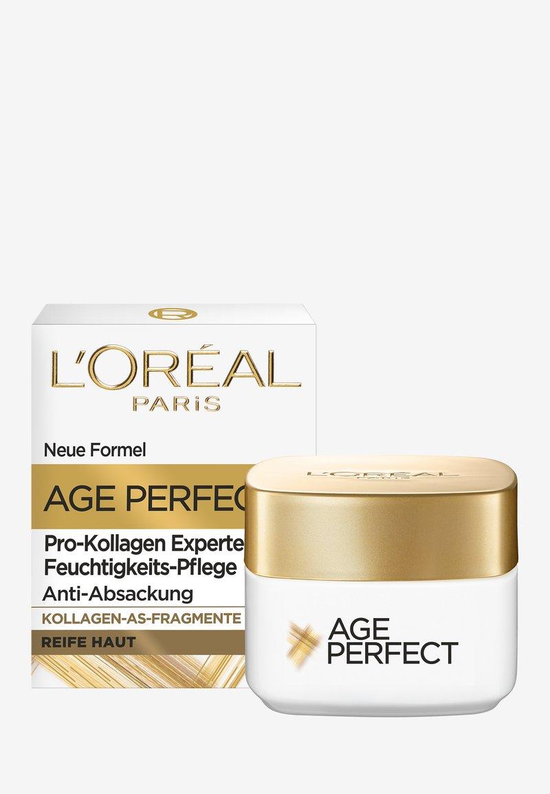 L'Oréal Paris - AGE PERFECT ANTI-AGING CREAM EYES - Soin des yeux - -