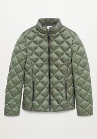 Mango - BLANDIN - Winter jacket - grün - 7