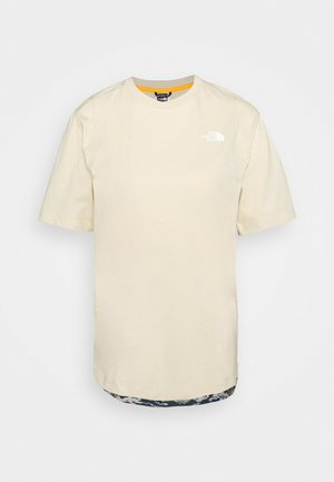 LIBERTY TEE - T-shirts print - bleached sand