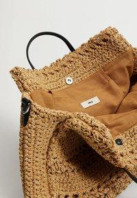 Mango - HOLBOX - Tote bag - open beige - 3